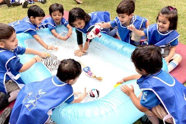 Global Hand Washing Week, Activity – Toy Washing