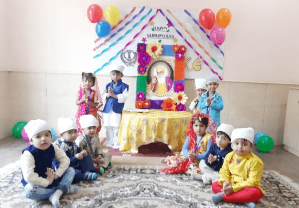 Guru Nanak Dev Ji Birthday Celebrations